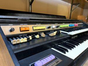 Hammond B200 + Leslie 715_3_OK