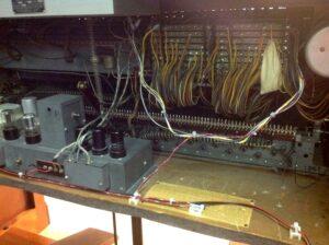 Hammond C-2....Il restauro_5