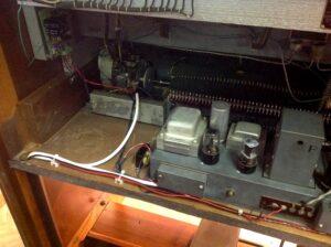Hammond C-2....Il restauro_6