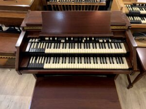 Hammond C2 Quadrifoglio_7