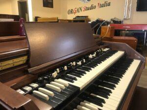 Hammond C3 Quadrifoglio + Leslie 145_2