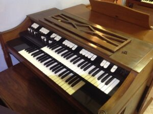 Hammond M-111 made in U.S.A_1