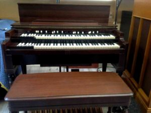 Hammond Model A & Tone Cabinet HR40_1