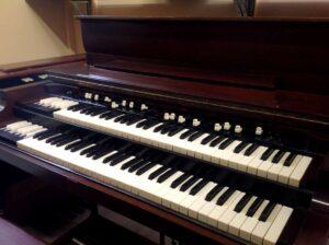 Hammond Model A & Tone Cabinet HR40_3