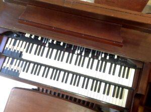 Hammond Model A & Tone Cabinet HR40_4