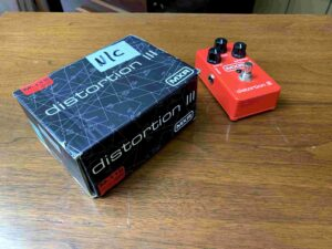 MXR Bass distortion 3_2