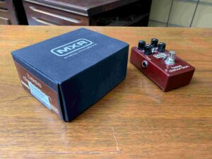 MXR Bass distortion_3