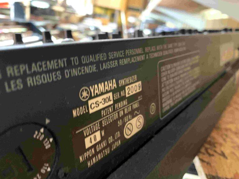 Yamaha CS30L_2