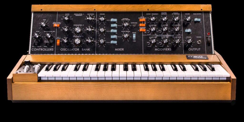 riparazioni sintetizzatori vintage