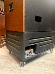 Amplificatore valvolare rifiltrato con nuovo condensatori elettrolitici