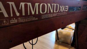 HAMMOND XK3_5