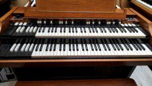 Hammond A100 SN42705_3