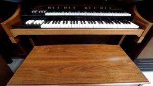 Hammond A100