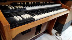Hammond A100 SN6456_4