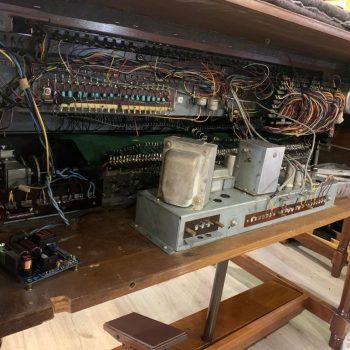 Hammond B3 restauro