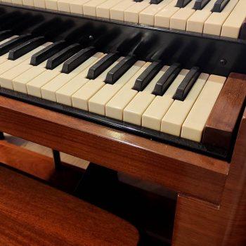 Hammond B3 dettaglio