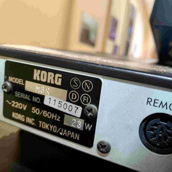 Korg M3R + REMOTE RE100_2