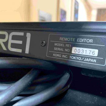 Korg M3R + REMOTE RE100_3