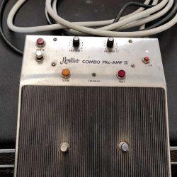 Leslie pedale Combo