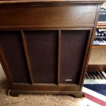 Tone Cabinet PR-40 noce
